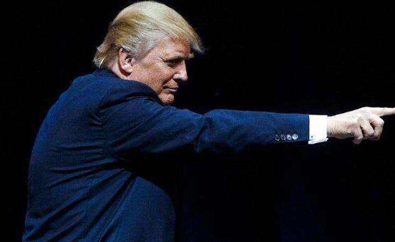 美国总统特朗普发文新冠病毒检测呈阳性