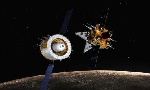 嫦娥五号登月的时间以及各个阶段