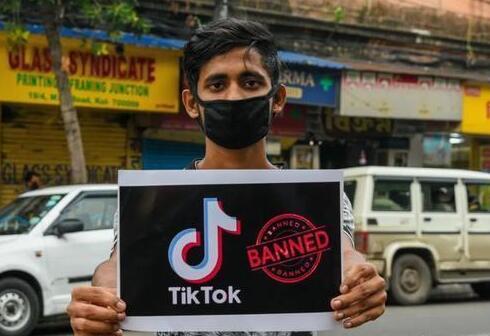 印度宣布将永久禁止59款中国APP