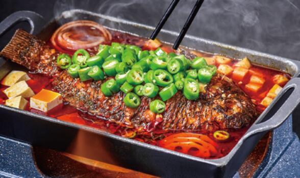 鱼里飘香酸菜鱼